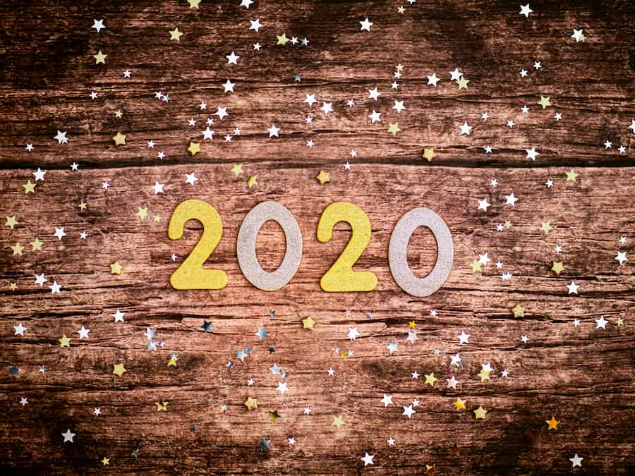 2020年新年